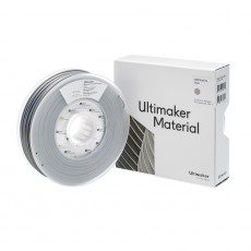 Ultimaker 3 ABS 2,85 mm 750g Silver Filament