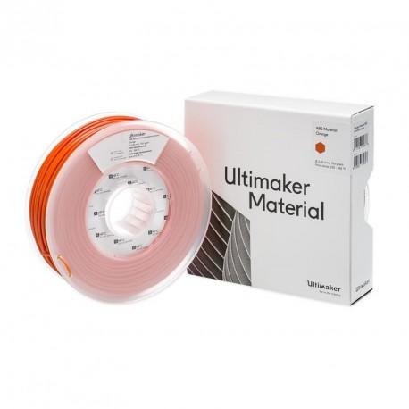Ultimaker ABS 2,85 mm 750g Filament Orange