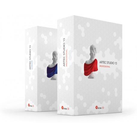Artec 3D - Artec Studio 13 Scan-Software