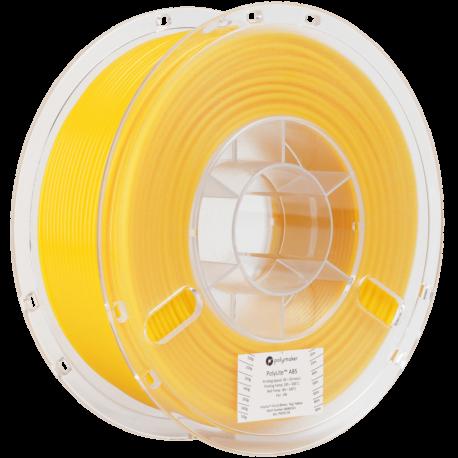 Polymaker PolyLite™ ABS 1,75mm 1000g Filament Gelb