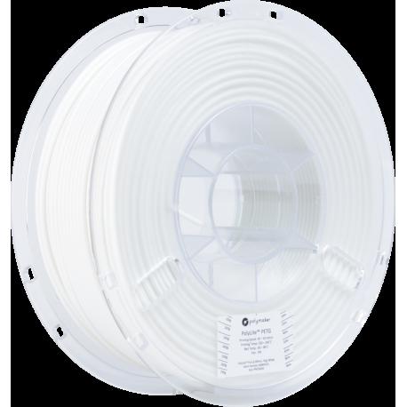 Polymaker PolyLite™ PETG 1,75mm 1000g Filament Weiss
