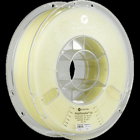 Polymaker PolyDissolve™ S1 1,75mm 750g PVA Support-Filament