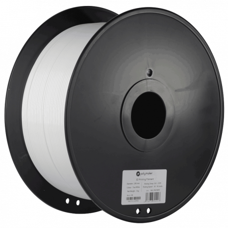 Polymaker PolyMax™ PC 1,75mm 3000g White Filament