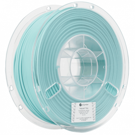 Polymaker PolyLite™ PLA 2,85mm 1000g Filament  True Teal