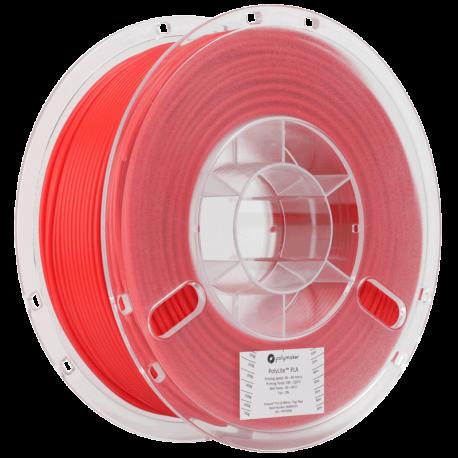 Polymaker PolyLite™ PLA 1,75mm 1000g Filament  True Red
