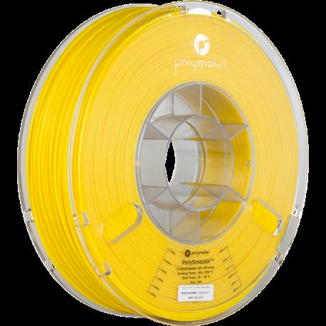 Polymaker PolySmooth™ 2,85mm 750g Filament Mustard Yellow