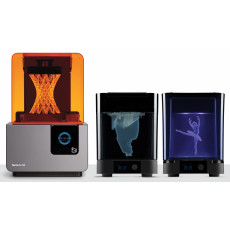 Formlabs Form 2 Refurbished SLA 3D-Drucker - Complete Pack