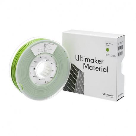 Ultimaker ABS 2,85 mm 750g Filament Green