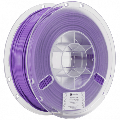 Polymaker PolyLite™ PLA 1,75mm 1000g Filament True Purple
