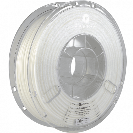 Polymaker PolySupport™ 2,85mm 750g Pearl White Filament