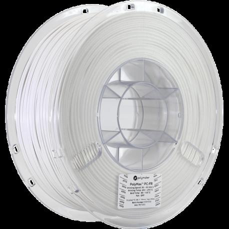 Polymaker PolyMax™ PC-FR 1,75mm 1000g Filament Weiß
