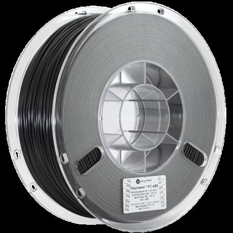 Polymaker PC-ABS 1,75mm 1000g Filament Schwarz