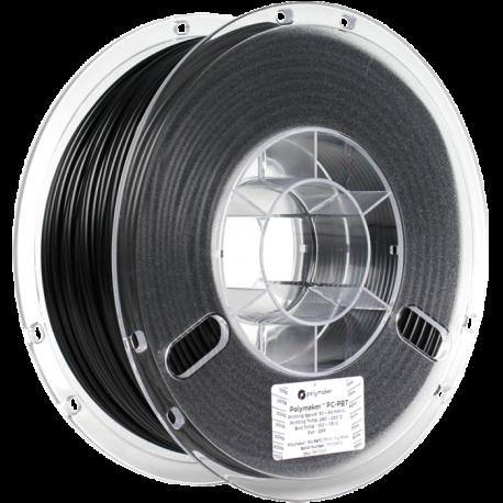 Polymaker PC-PBT 2,85mm 1000g Filament Schwarz