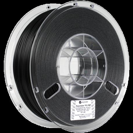 Polymaker PC-PBT 1,75mm 1000g Filament Schwarz