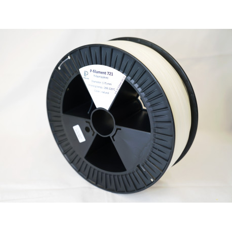 PPprint P-filament 721 Polypropylen 2,85mm 1800g Filament Naturell
