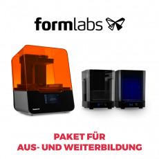 Formlabs Form 3 LFS/SLA 3D-Drucker - Paket für Aus- und Weiterbildung