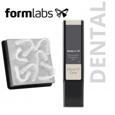 Formlabs Photopolymer Resin 1l Cartridge - LT Clear