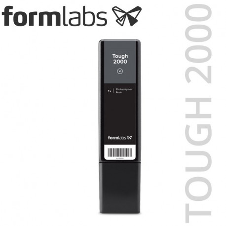 Formlabs Photopolymer Resin 1l Cartridge - Tough 2000