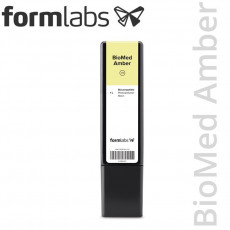Formlabs Photopolymer Resin 1l Cartridge - BioMed Amber