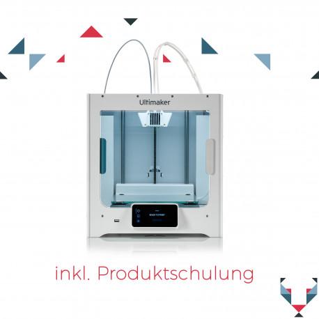 Ultimaker S3 3D-Drucker  inkl. Produktschulung