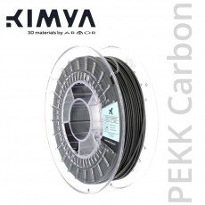 Kimya PEKK Carbon 1,75mm 500g Filament Grau