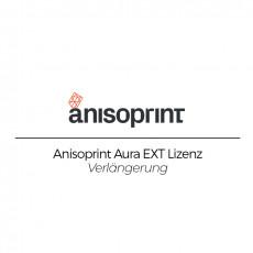 Anisoprint Software - Aura EXT VERLÄNGERUNG