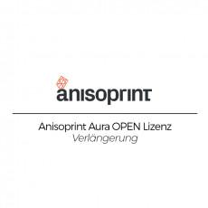 Anisoprint Software - Aura OPEN VERLÄNGERUNG