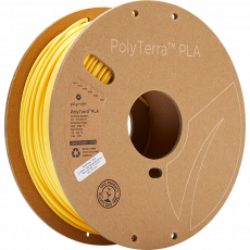 Polymaker PolyTerra™ PLA 2,85mm 1000g Filament Savannah Yellow