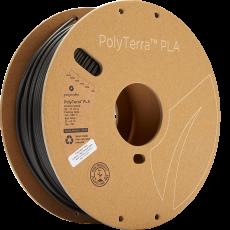 Polymaker PolyTerra™ PLA 2,85mm 1000g Filament Charcoal Black