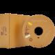Polymaker PolyTerra™ PLA  1,75mm 1000g Filament gelb