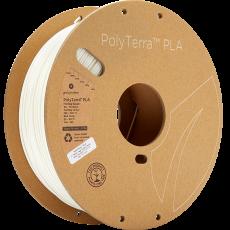 Polymaker PolyTerra™ PLA  1,75mm 1000g Filament weiß