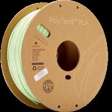 Polymaker PolyTerra™ PLA  1,75mm 1000g Filament mint grün