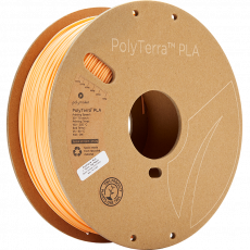 Polymaker PolyTerra™ PLA 1,75mm 1000g Filament Peach