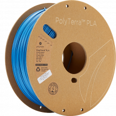 Polymaker PolyTerra™ PLA  1,75mm 1000g Filament Sapphire Blue