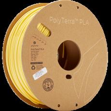 Polymaker PolyTerra™ PLA  2,85mm 1000g Filament Banana