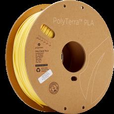 Polymaker PolyTerra™ PLA  1,75mm 1000g Filament Banana