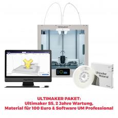 Ultimaker S5 3D-Drucker PROMOPAKET