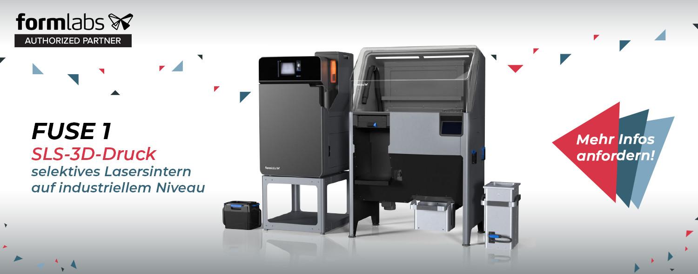 SLS-3D-Drucker Formlabs