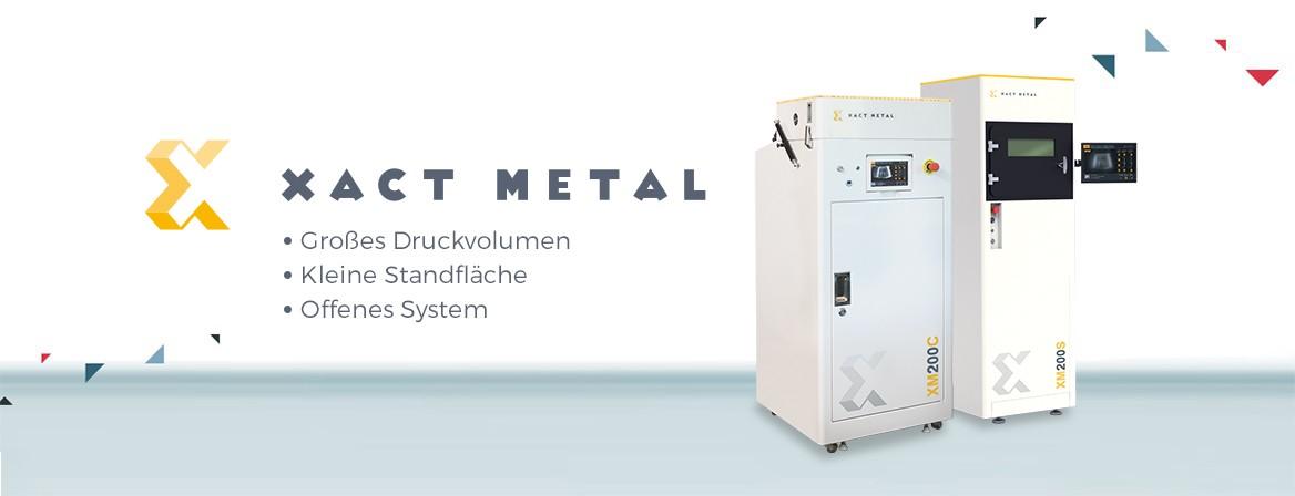 Xact Metal Metal 3D Drucker